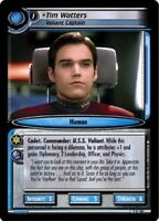 Star Trek CCG 2E Necessary Evil Dorian Collins Acting Chief Petty Officer 4C136