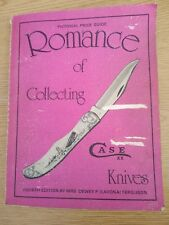 Romance Of Collecting Case Knifes 4th Edition Case Knife Price Guide