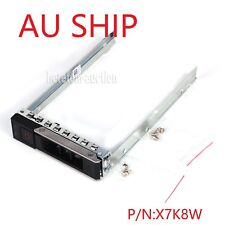 "For Dell X7K8W gen 14 for R740 R740xd R440 R540 R940 R640 3.5"" HDD TRAY CADDY"