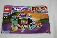 Lego Friends Set 41127 Spielspass im Freizeitpark komplett mit Bauanleitung
