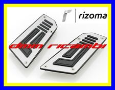 Pedane RIZOMA frontali alluminio YAMAHA T-MAX 530 17 SX DX superiori TMAX 2017