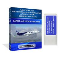 FlightGear 2020 Pro Flight Simulator X Ultimate Edition pour PC Windows & Mac US...