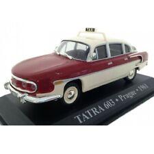 Tatra 603 Taxi Prague 1961 1:43 Ixo Altaya Diecast Coche
