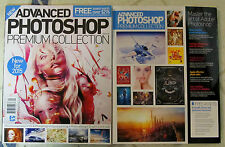 ADVANCED PHOTOSHOP Premium Collection New For 2015 ISSUE 10 PHOTO EDITING + More