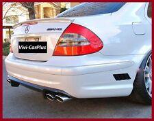Pick Color 2003-2009 BENZ W211 E550 E500 E63 E55AMG Type Trunk Boot Spoiler Wing