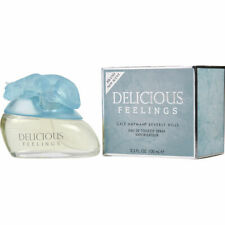 Women Delicious Feelings by Gale Hayman 3.3 / 3.4 oz EDT New In Box Sealed