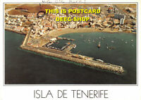 L040873 Isla de Tenerife. Los Cristianos. A Beautiful City Which Seems to Surge