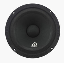"Massive Audio 300W 6.5"" Pro Audio Midrange Closed Back Car Speaker 