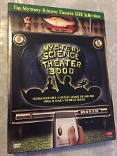 THE MYSTERY SCIENCE THEATER 3000 Collection (4 DVD SET) Volume 7 Hercules Moon
