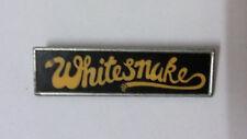 Whitesnake metal small Vintage logo music badge badges