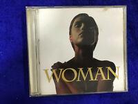 WOMAN CD CELINE DION DES'REE GABRIELLE TAMARA MARIA CAREY JENNIFER LOPEZ VONDA
