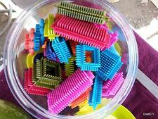 B You Just B Bristle Blocks With Case 3+ Lbs Very Gently Used