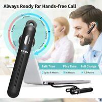 VTIN Bluetooth 4.1 Headset Stereo Wireless Headphone Earphone for iPhone Samsung