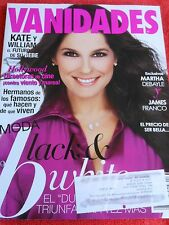 VANIDADES MAGAZINE APRIL ABRIL 2013 MARTHA DEBAYLE JAMES FRANCO SPANISH