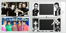 NDSi NINTENDO DSi - ONE DIRECTION - 4 Piece - VINYL SKIN STICKER