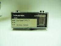 WAVETEK RB6PP150/3 Ultramin Network B.P Filter 150MHz