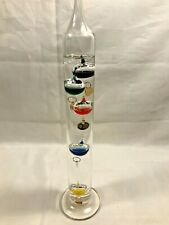 Vintage Galileo Thermometer, Beautiful Condition