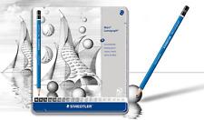 Staedtler Mars 100G20 Lumograph 20er Metalletui Bleistifte in den Härten 9B-9H