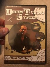 Mike Michalkow Drum Tuning System DVD Set