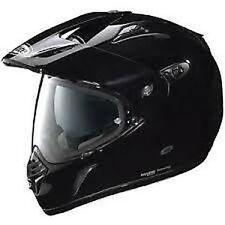 Cascos brillante talla L color principal negro para conductores
