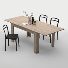 Mobili Fiver, Table extensible Cuisine, Easy, Chêne naturel