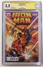 Iron man 258.4  CGC 5.5 SSx2 (Ross/Layton)   Armor Wars II    MCU/Disney+   soon