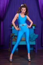 Gennady 300-00 Spandex Women Sleeveless Long Catsuit Choose Your Size and Color