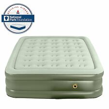 Colman Double High Airbed Queen Air Mattress Camping Bed Indoor Outdoor New
