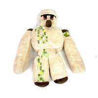 """Mojang Minecraft Iron Golem Plush 14"""" Spin Master Jinx Stuffed"""