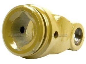 PTO YOKE LEMON TUBE (U/J SIZE 34mm x 90mm) FOR VARIOUS IMPLEMENTS.
