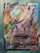 Pokémon Sylveroy Cavalier du Froid Vmax 046/198 EB06 Reigne de Glace NEUVE Fr