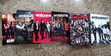ENTOURAGE SEASON 1-4 DVD - SEASON 1, 2, 3 (Part 1&2), 4 - BOX SETS HAVE 16 DISCS