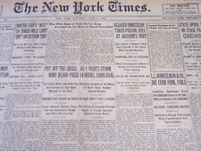 1923 JUNE 9 NEW YORK TIMES - L. L. WINKELMAN & CO. FAILS - NT 5860