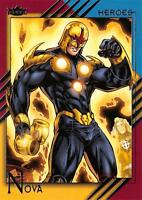 NOVA / 2015 Marvel Fleer Retro (Upper Deck) BASE Trading Card #37