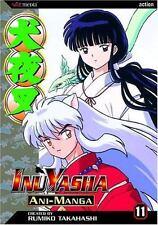 Inuyasha Ani-Manga, Volume 11-ExLibrary