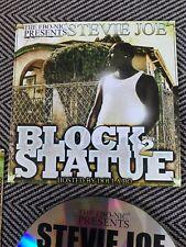 STEVIE JOE BLOCK STATUE LIVEWIRE J. STALIN PHILTHY RICH E-40 JACKA SKY BALLA