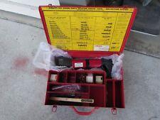 HILTI DX-600N heavy duty powder actuated nail & stud gun kit MINT &COMBO  (796)