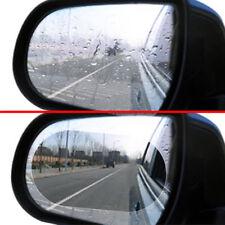 2PCS/Set Anti Fog Car Mirror Window Clear Film Protective Film Waterproof New