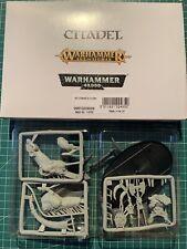 Warhammer Orcs Orks Goblins Warboss on Wyvern Lindwurm New Neu Resin OOP