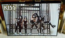 NEW 2015 KISS BUCKINGHAM PALACE GATES POSTER 24 x 36 NOT AUCOIN GENE ACE LEVINE