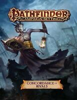 Pathfinder Campaign Setting: Concordance of Rivals by Paizo Staff 9781640781276