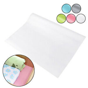 1 Roll Waterproof Cabinet Drawer Liner Table Mat Anti-oil Anti-slip Table Pad AU