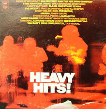 HEAVY HITS-LEONARD COHEN + MOBY GRAPE + THE BYRDS + MIKE BLOOMFIELD AND