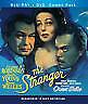 The Stranger (Blu-ray/ DVD)  Loretta Young/ Orson Welles