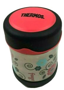 Thermos Foogo Leak-Proof Stainless Steel Food Jar, 10-Ounce