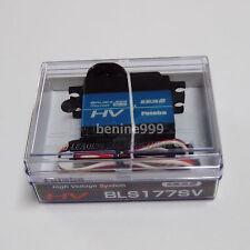 New rc control electronics digital s.bus2 hv programmable futaba servo bls177sv