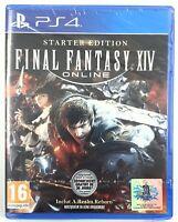 Final Fantasy XIV starter edition - PS4 - Neuf sous blister - FR