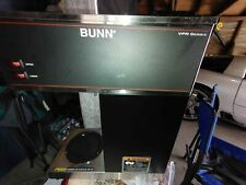 Bunn Vpr,Blk 33200-0001 12-Cup Pour-Over 2-Warmer Commercial Coffee Maker