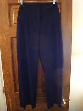 Charter Club Macy's Black Stretch Dress Slacks Pants 16 Machine Wash, Curvy Fit