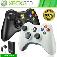 For Microsoft Xbox 360 PC Wireless Game Controller Gamepad Joystick